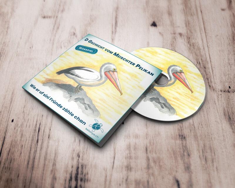 Pelikan-Produktbild-Hoerbuch | kelonya.ch